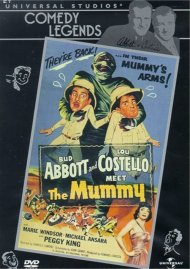 Abbott & Costello Meet The Mummy Movie