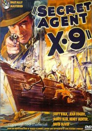 Secret Agent X-9 Movie