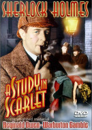 Sherlock Holmes: A Study in Scarlet (Alpha) Movie