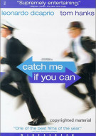 Catch Me If You Can (Widescreen) Movie
