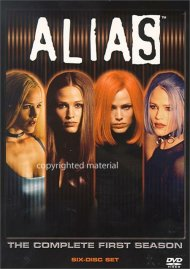 Alias: The Complete First Season Movie