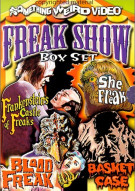 Freak Show Box Set Movie