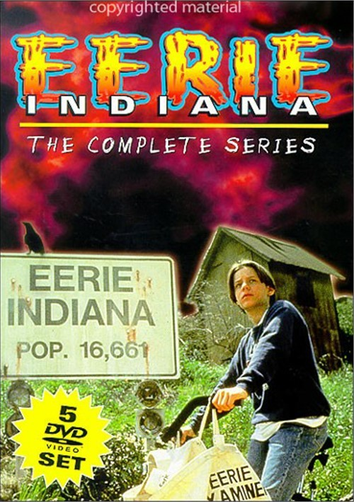 Eerie Indiana: The Complete TV Series Movie