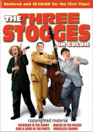 Three Stooges In Color, The Movie