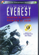 Everest: Mountains Of Dreams Mountains Of Doom Movie