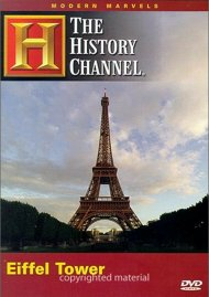 Modern Marvels: Eiffel Tower Movie