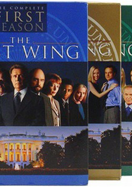 west wing the complete seasons 1 4 dvd 1999 dvd empire. Black Bedroom Furniture Sets. Home Design Ideas