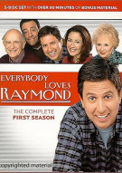 Everybody Loves Raymond: The Complete Seasons 1 - 4 Movie