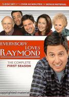 Everybody Loves Raymond: The Complete Seasons 1 - 4 Movie