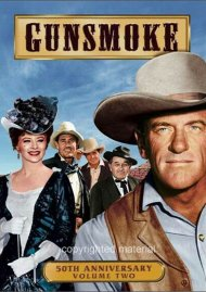 Gunsmoke: 50th Anniversary Edition - Volume 2 Movie