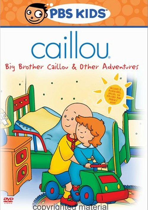 Caillou: Big Brother Caillou Movie