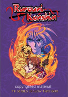 Rurouni Kenshin TV Series: Season Two Box Movie