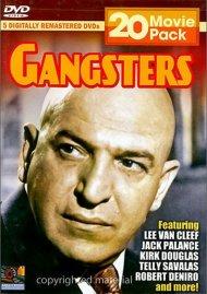 Gangsters: 20 Movie Pack Movie