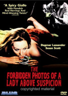 Forbidden Photos Of A Lady Above Suspicion, The Movie