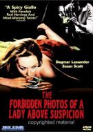 Forbidden Photos Of A Lady Above Suspicion, The Movie