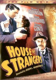 House Of Strangers Movie
