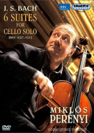Bach: 6 Suites For Cello Solo - Perenyi Movie