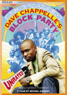 Dave Chappelles Block Party: Unrated (Fullscreen) Movie