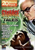 Strange Tales: 20 Movie Pack Movie