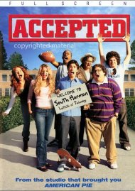 Accepted (Fullscreen) Movie