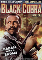 Complete Black Cobra Series, The (Alpha) Movie