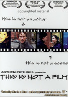 This Is Not A Film Movie