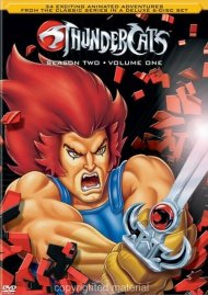 Thundercats: Season Two - Volume 1 & 2 Movie
