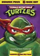 Teenage Mutant Ninja Turtles: Season 4 Movie