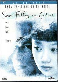 Snow Falling On Cedars Movie