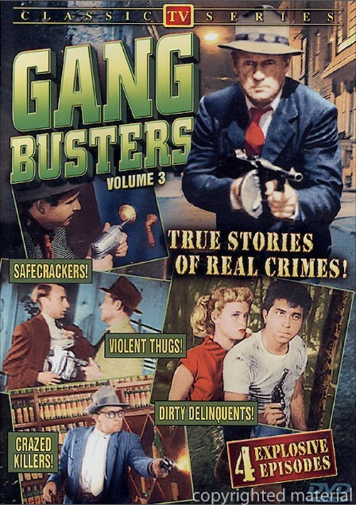 Gang Busters: Volume 3 Movie