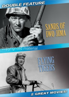 Sands Of Iwo Jima / Flying Tigers Movie