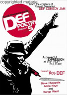 Russell Simmons Presents: Def Poetry - Season 5 Movie