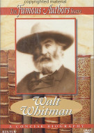 Famous Authors Series, The: Walt Whitman Movie