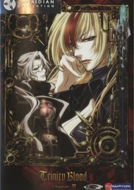Trinity Blood: Volume 3 Movie