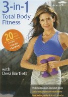 3-In-1 Total Body Fitness With Desi Bartlett Movie