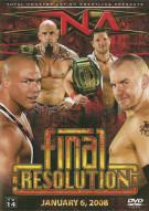 Total Nonstop Action Wrestling: Final Resolution 2008 Movie