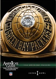 NFL Americas Game: Green Bay Packers Super Bowl I Movie