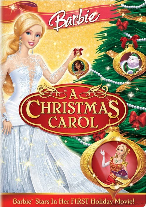 Barbie In A Christmas Carol Movie