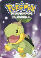 Pokemon Diamond & Pearl: Volume 1 Movie