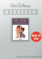 Dr. Syn: The Scarecrow Of Romney Marsh - Walt Disney Treasures Limited Edition Tin Movie
