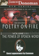 Poetry On Fire: Volume 3 Movie