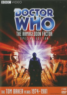 Doctor Who: The Armageddon Factor - Special Edition Movie