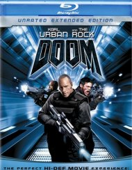 Doom: Unrated Blu-ray