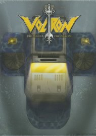 Voltron: Defender Of The Universe - Collection Eight Movie