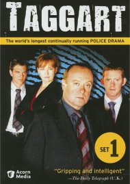Taggart: Set 1 Movie