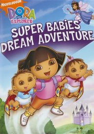 Dora The Explorer: Super Babies Dream Adventure Movie