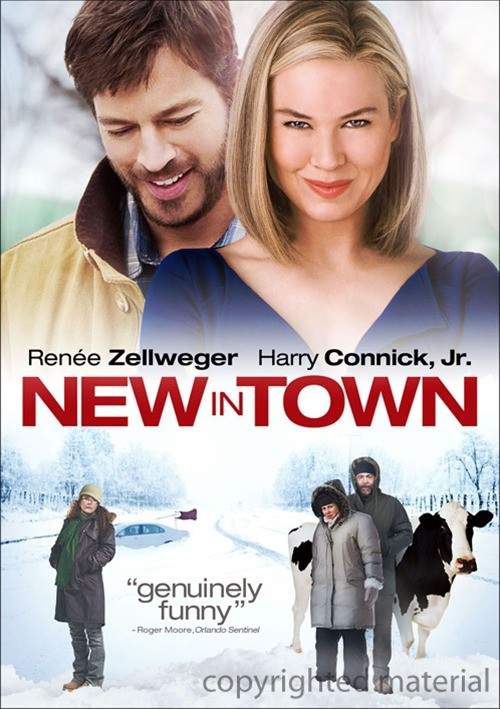 New In Town (Fullscreen) Movie
