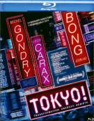 Tokyo! Blu-ray