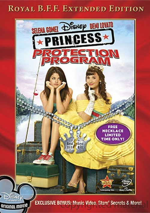 Princess Protection Program: Royal B.F.F. Extended Edition Movie