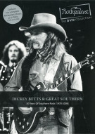 Dickey Betts & Great Southern: Rockpalast - 30 Years Of Southern Rock (1978-2008) Movie